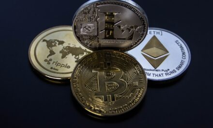 The 4 Coins Competing for Crypto's Top Spot