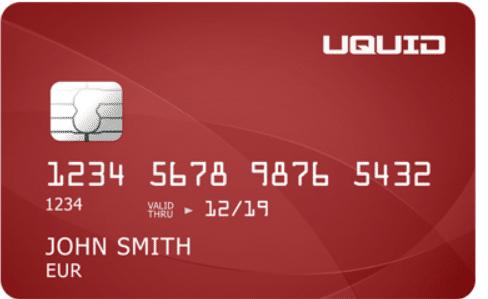 Uquid Crypto Debit Cards