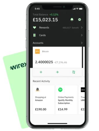 Wirex Crypto Debit Cards