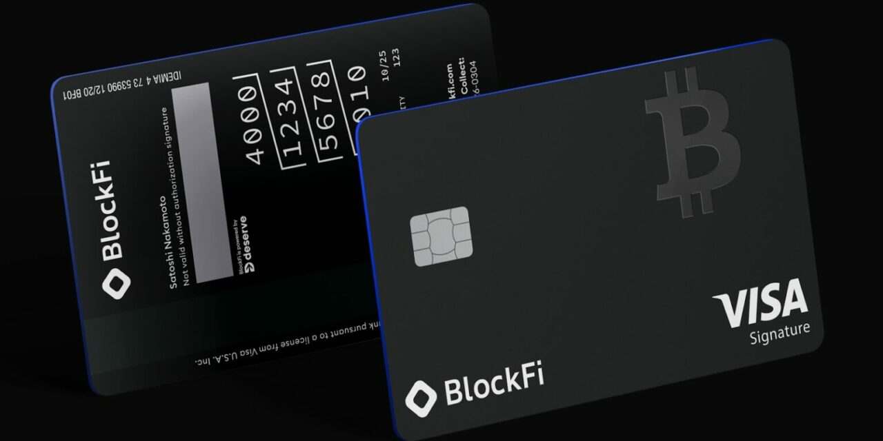 BlockFi Credit Card Review