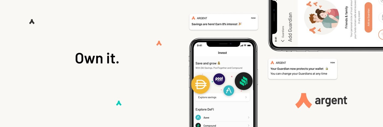 Argent Crypto Wallet